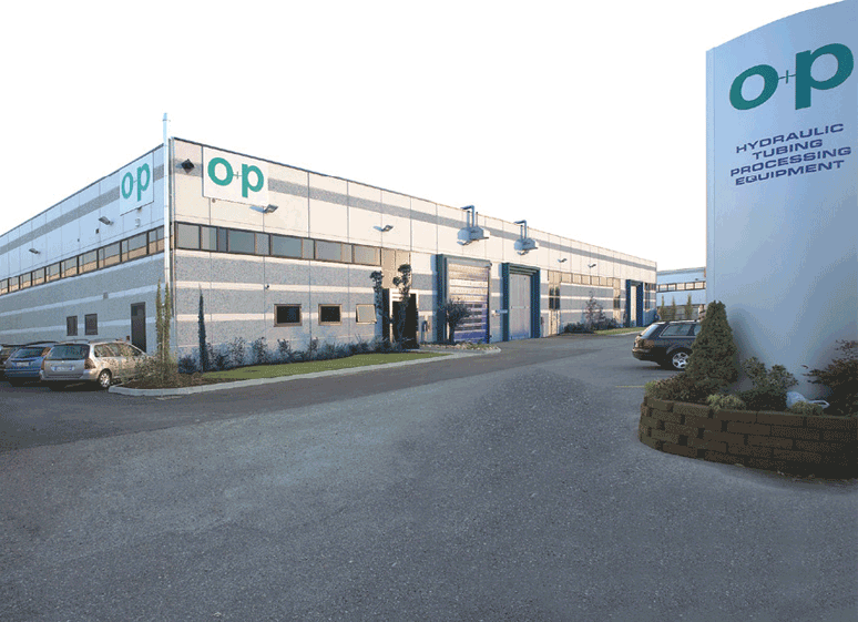 Производство оборудования для РВД в Италии